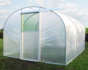 Polytunnels NZ mid size |Tunnel houses | nationwide delivery